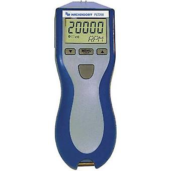 Wachendorff PLT20000 Tachometer Mechanical, Optical 0.5 - 20000 rpm 5 - 200000 rpm