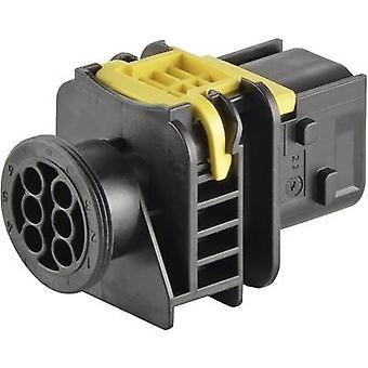 TE tilkobling Socket kabinett - PCB HDSCS, MCP totalt antall pinner 8 1-1564512-1-1 eller flere PCer