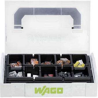 WAGO 887-950 tilkoblingsklemmen angi fleksible: 0.14-6 mm² stive: 0,2-6 mm² 1 sett