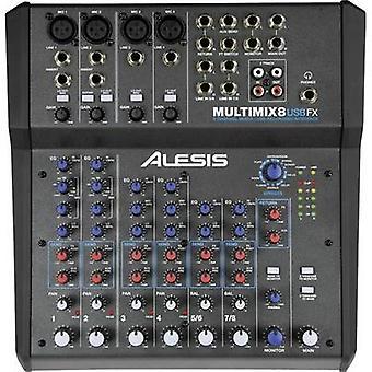 Alesis Multimix 8 USB FX mikseri