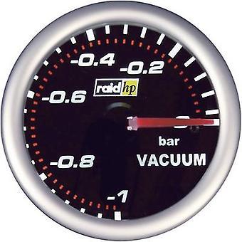 raid hp Vacuum Gauge -1 to 0 bar 12V