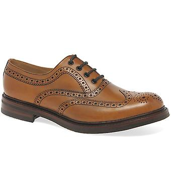Loake Loake Edward Mens formelle lacets Brogues