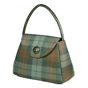 Harris Tweed or Tartan Handbag S (Gunn Tartan)