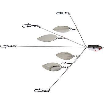 YUM Baits YUMbrella Flash Mob 5-Wire Fishing Lure - Tennessee Special