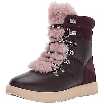 Ugg Australia Womens viki Closed Toe Ankle Cold Weather Boots