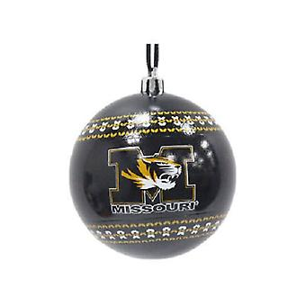 Missouri Tigers NCAA Ugly Sweater Ornament