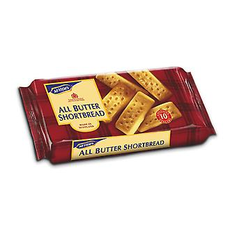 McVities All Butter Shortbread Finger Biscuits