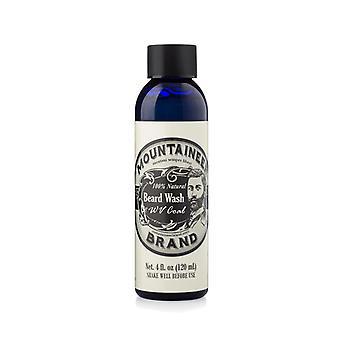 Mountaineer Brand Coal Beard Wash 120ml