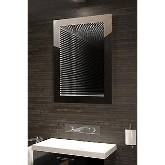 Perfect Reflection LED Bathroom Infinity Mirror K212
