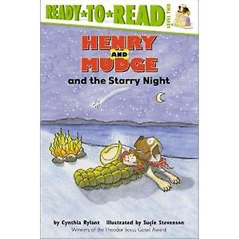 Henry and Mudge and the Starry Night by Rylant - Cynthia/ Stevenson -