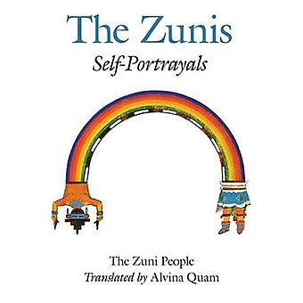 The Zunis - Self-Portrayals by Alvina Quam - 9780826302533 Book