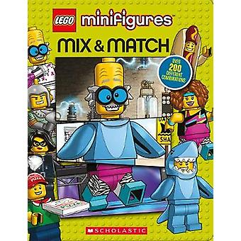 LEGO Minifigures - Mix and Match de figurines LEGO - Mix and Match-