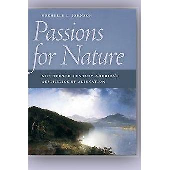 自然 - 外国人の 19 世紀アメリカの美学のための情熱