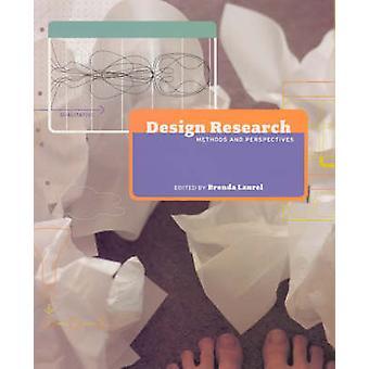 Design Research - metodi e prospettive di Brenda Laurel - Peter Lu