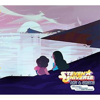 Steven Universe - Art & Origins by Chris McDonnell - 9781419724435