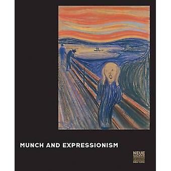 Munch et l'expressionnisme par Jill Lloyd - livre 9783791355269