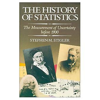 A história da estatística: A medição de incerteza antes de 1900