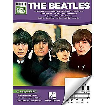 Beatles - Super helppo laulukirja