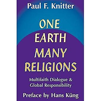 En jord - många religioner: Mångreligiösa dialog och globalt ansvar