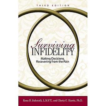 Sobrevivendo à infidelidade: Decisões, recuperando-se da dor