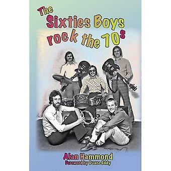 Šesťdesiatych rokov chlapci Rock 70s