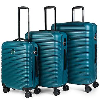Luggage travel of 3 sizes Ithaca Exe Abs 50/60 / 70Cm T72100