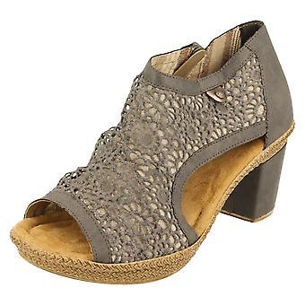 Ladies Rieker Summer Shoe 66578