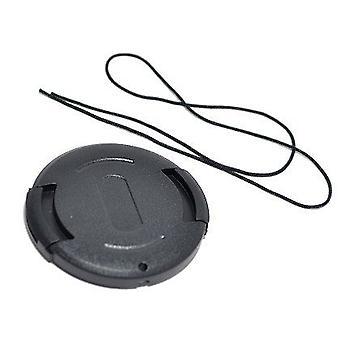 Dot.Foto 43 mm 文字列付きのレンズ キャップにスナップ/オリンパス ズイコー デジタル 25 mm f:2.8 パンケーキのリード