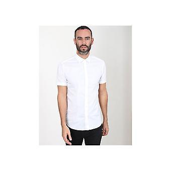 Sseinse Plain Short Sleeved Shirt