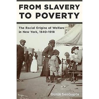 貧困ニューヨーク セングプタ & 君子で 18401918 で福祉の人種的な起源を奴隷の身分から