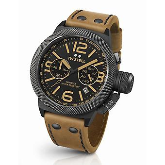 TW Steel Canteen Cs43 chronograph mens watch 45 mm