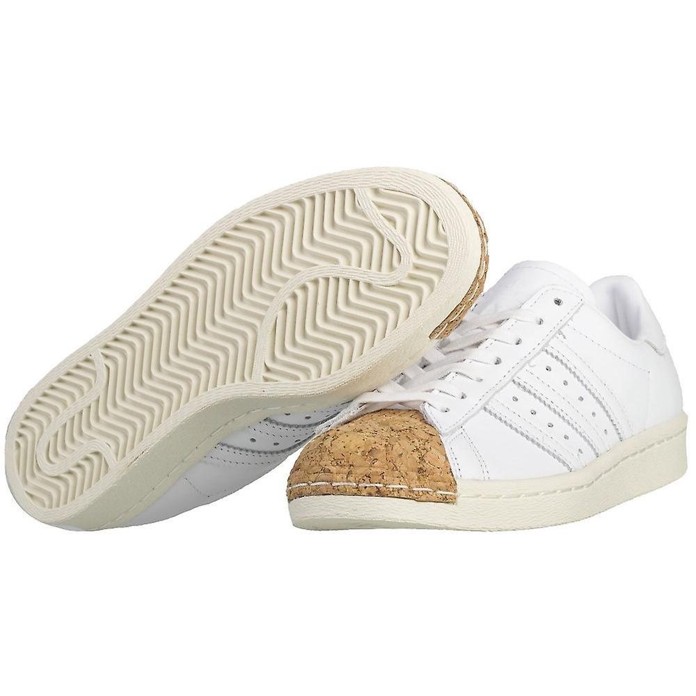 Adidas Superstar 80s Cork W Ba7605 Universal All Year Women Shoes