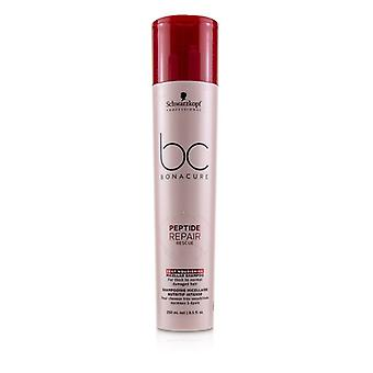 Schwarzkopf Bc Bonacure Peptide Repair Rescue Deep Nourishing Micellar Shampoo (for Thick To Normal Damaged Hair) - 250ml/8.5oz