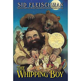 The Whipping Boy (Harper Trophy ed) by Sid Fleischman - Peter Sis - 9