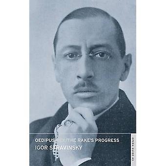 Oedipus Rex by Igor Stravinsky - John Nicholas - 9780714544441 Book