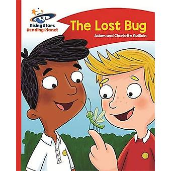 The Reading Planet - The Lost Bug - Red B - Comet Street Kids by Adam