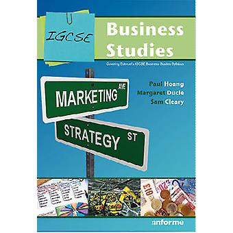 IGCSE Business Studies by Paul Hoang - Margaret Ducie - Sam Cleary -
