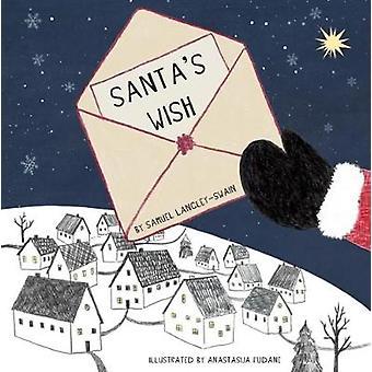 Santa's Wish by Samuel Langley-Swain - 9781999762803 Book