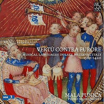 なマラ/ペドロ Memelsdorff - Vertu コントラ フローレ音楽言語 [CD] USA 輸入