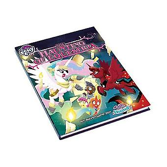 My Little Pony Tails of Equestria The Haunting of Equestria Book