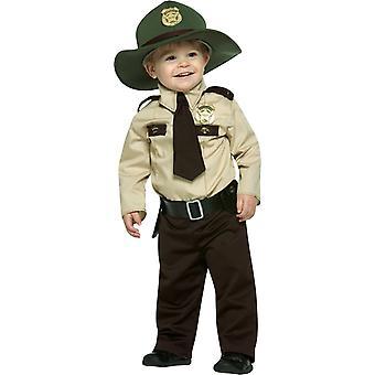 Future Trooper Toddlers Costume 2