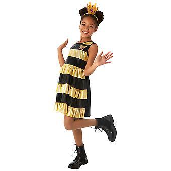Königin Biene Kind Kostüm - LOL
