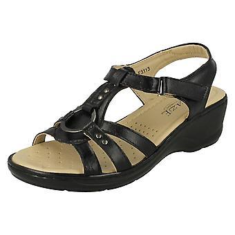 Ladies Eaze Casual Summer Sandals F3113