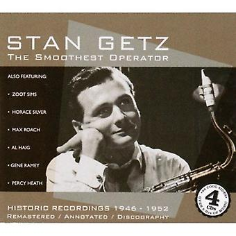 Stan Getz - Smoothest Operator [CD] USA import