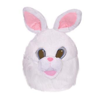 Bristol Novelty Unisex Adults Bunny Mascot Mask