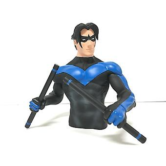Coin Bank - DC Comics - Nightwing New Licensed 45419