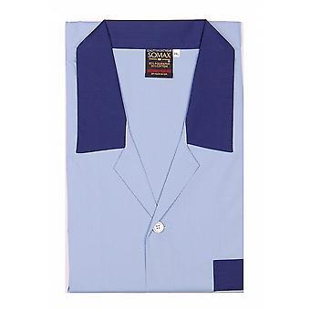 Pijamas de algodão somax somax simples