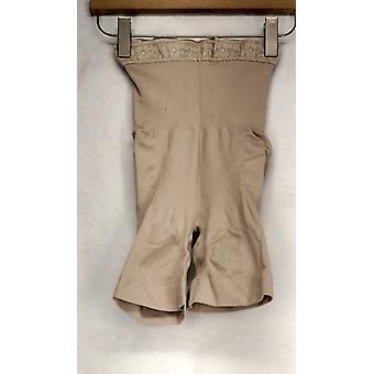 Traum Körper nahtlose Shaping hohe Taille Slips Beige Shaper Womens A400009