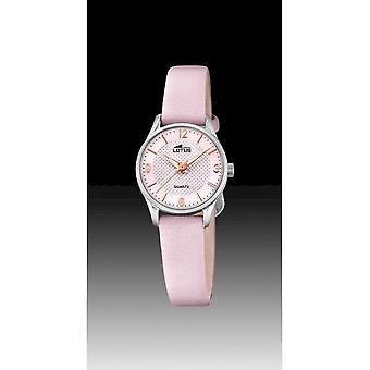 Lotus - Armbanduhr - Damen - 18573/C  - Lederband Klassisch
