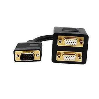 Startech 1 Ft Vga do 2X Vga Video Splitter Kabel